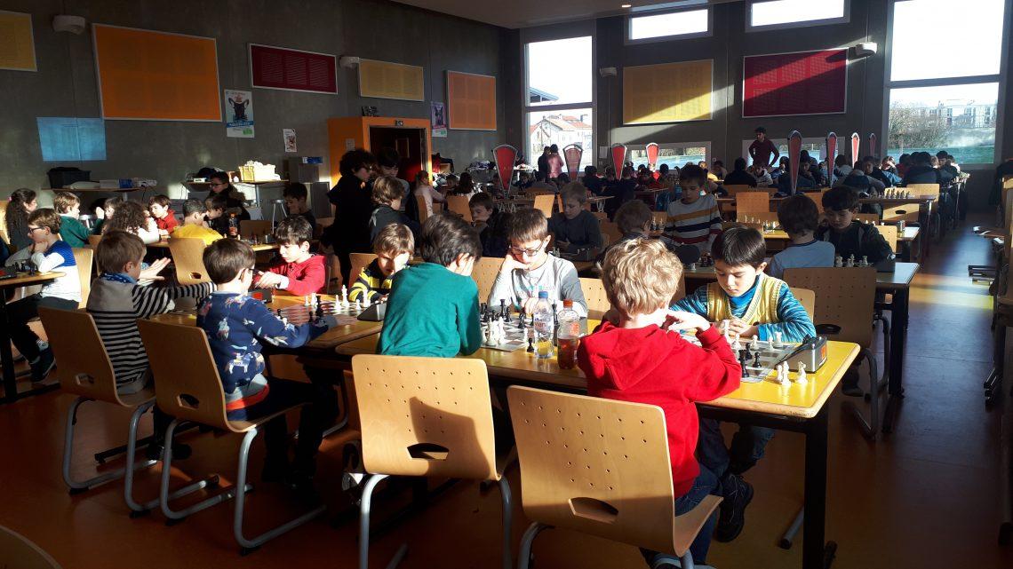 Championnat des écoles et des collèges de Meurthe et Moselle