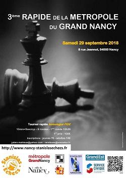 Metropole du Grand Nancy:  Siranush écrase la concurrence, Clément toujours plus haut, Denis le retour, sans oublier Jan, Elouan, Arnaud et Anysia primés !