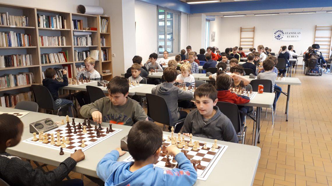Grand prix n°6 : Gaël, Edouard et Vadim en patron