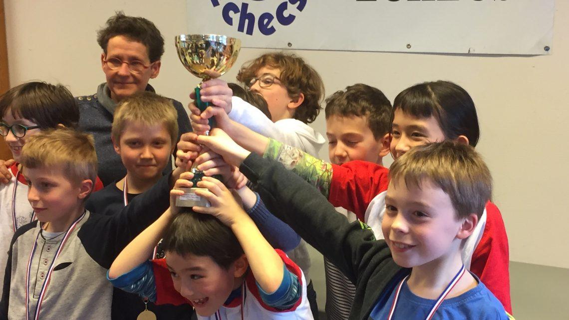 Championnat de France des écoles : phase académique