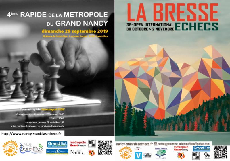 C'est la rentrée, acte I : les inscriptions au Métropole & à la Bresse sont ouvertes !