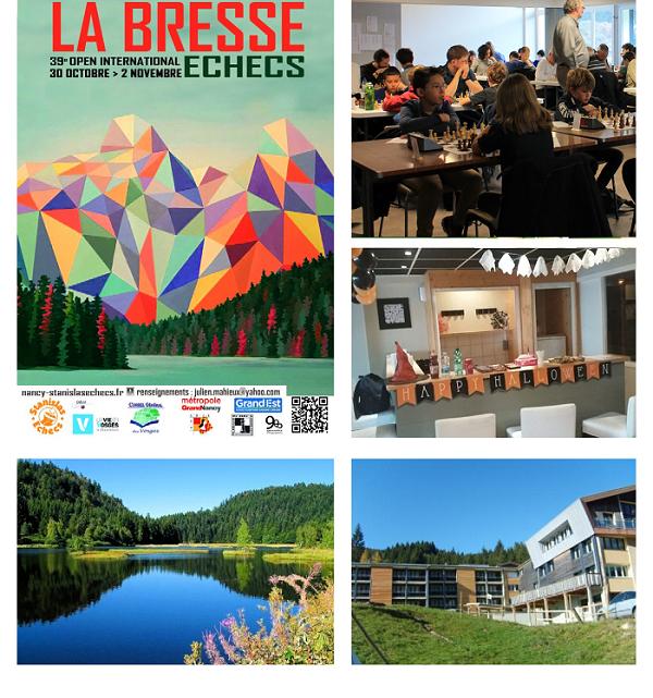 La Bresse : j-15