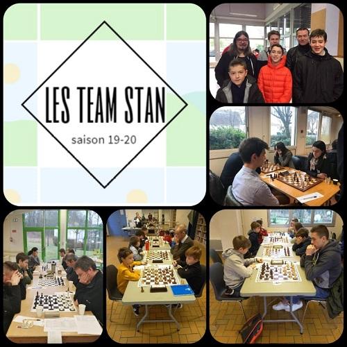 Les team Stan : Malgré l'enchaînement, nos joueurs gardent le cap