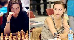 Dina et Yuliya en coupe d'Europe des clubs !